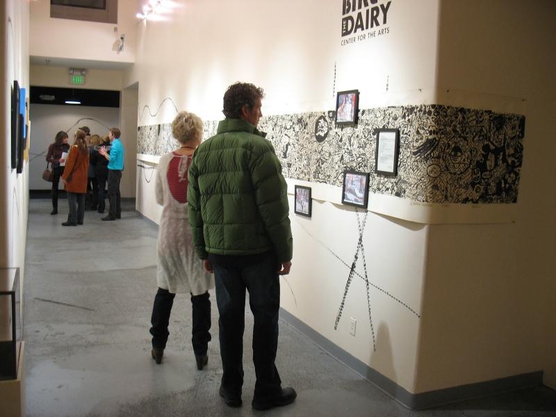 Boulder Bike Art Show
